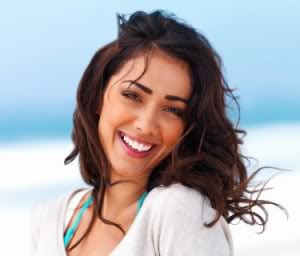 Senyum Duchenne, Cewek Senyum, Smile