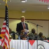 Ambassador Nolan speaks