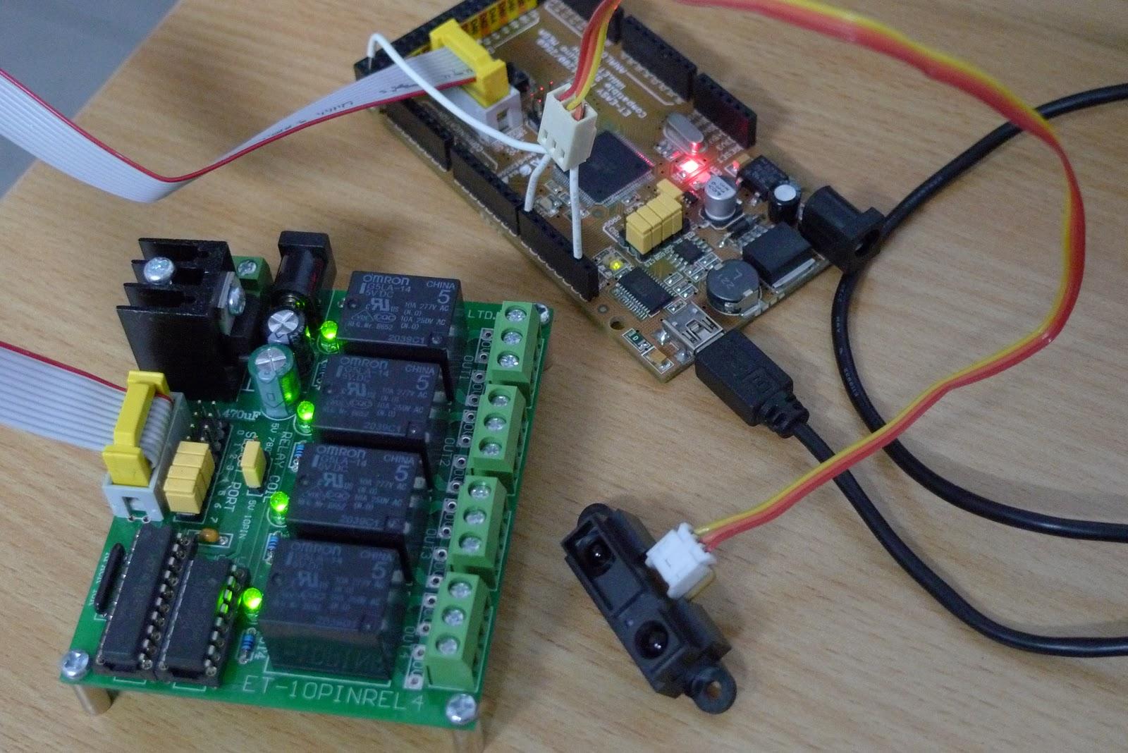 i void warranties: Arduino relays