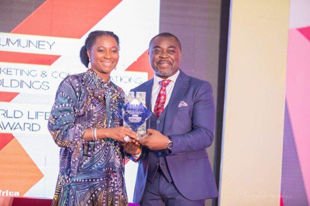 First Bank's Steady Achiever, Folake Ani-Mumuney, Bags 'Lifetime Achievement' Award in Ghana