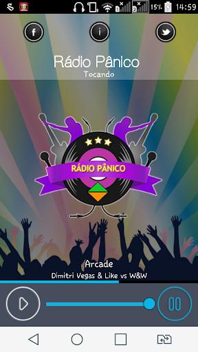 Rádio Pânico screenshot 1