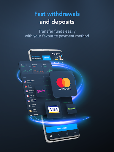 Olymp Trade – Online Trading App screenshot 8