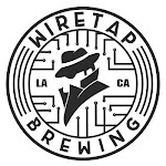 Logo for Wiretap Brewing