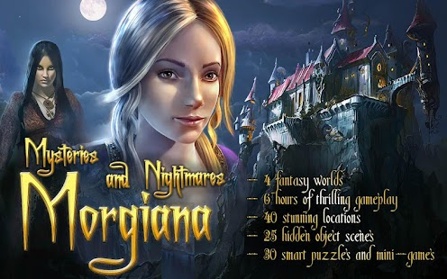 Morgiana: Mysteries&Nightmares- screenshot thumbnail