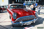 Candy Red 1954 Buick Century