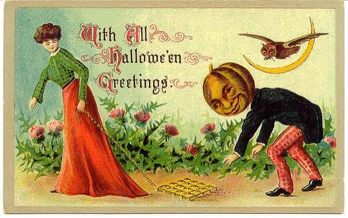 Halloween Greetings, Halloween