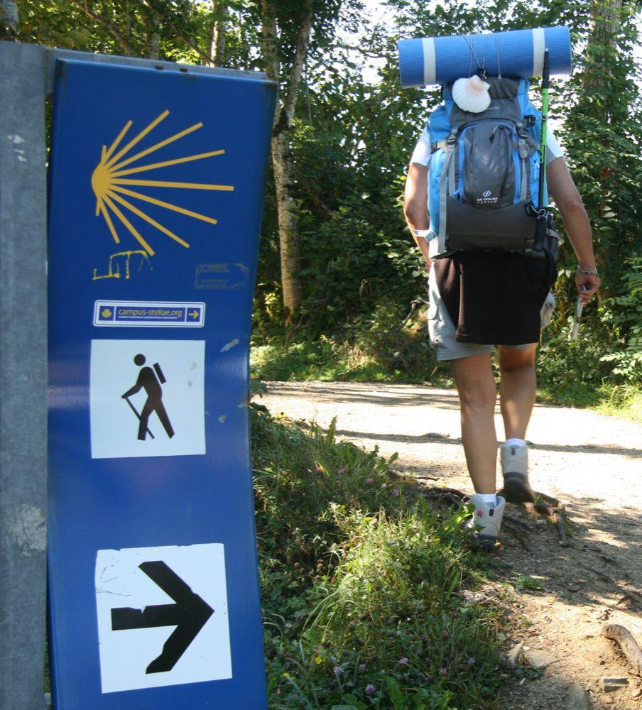 Camino de Santiago por Jaap