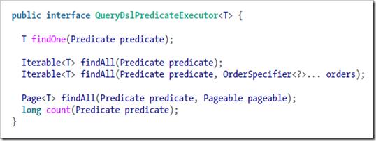 QueryDSL en Spring Data JPA