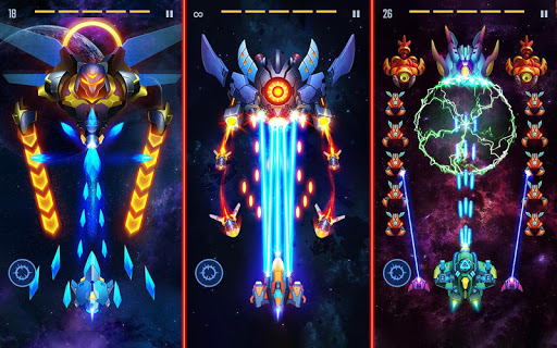 Galaxy Invaders: Alien Shooter 1.4.6 Screenshots 10