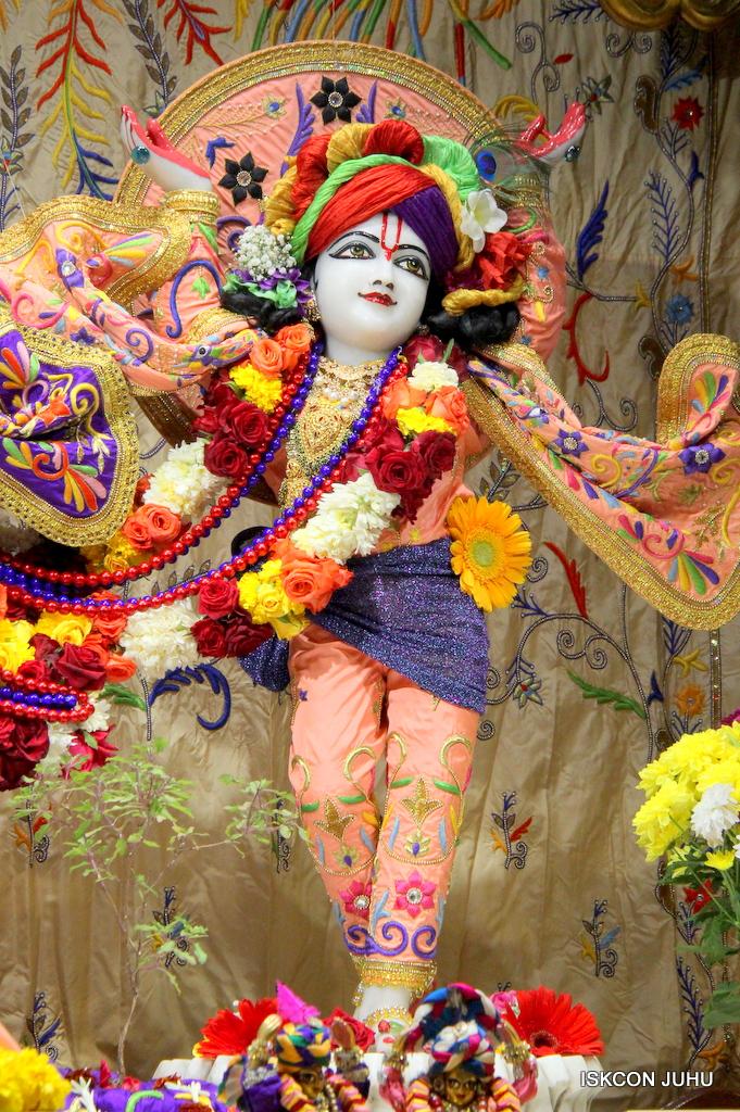 ISKCON Juhu Sringar Deity Drashan on 17th Jan 2017 (14)