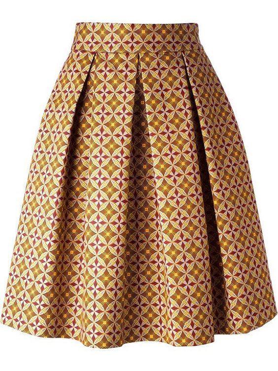 30 Shweshwe Skirts Styles 2019