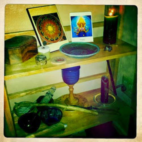 Magic Spell To Ease Pain Andor Renew Hope