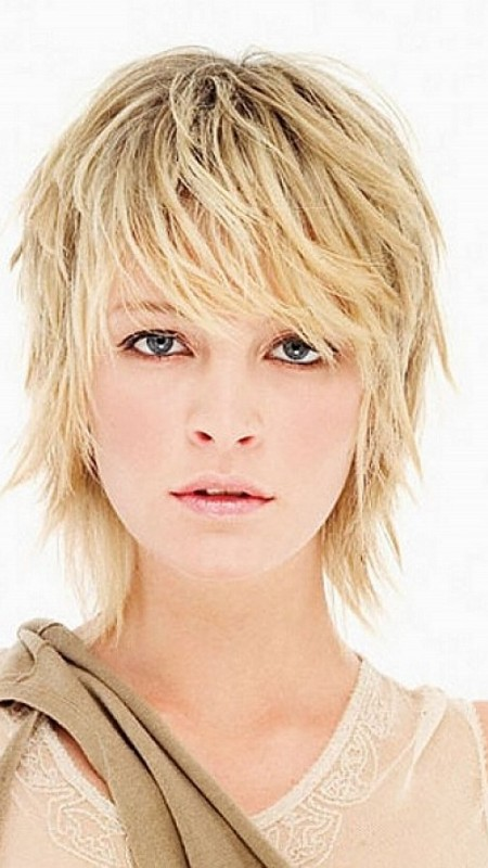 short messy hairstyles for 2016 Styles 7