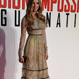 OIC - ENTSIMAGES.COM - Hermione Corfield at the  Mission Impossible - Rogue Nation  Exclusive Screening in London 25th July 2015 Photo Mobis Photos/OIC 0203 174 1069
