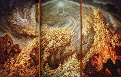 Greek Tartarus, Gods And Goddesses 1