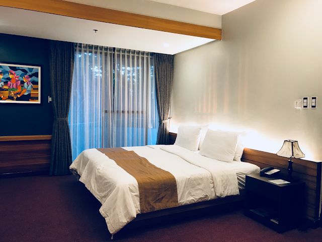 Grand Sierra Pines Hotel in Baguio City - room