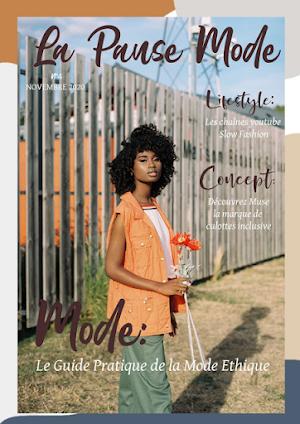 Magazine: La Pause Mode Numéro 4