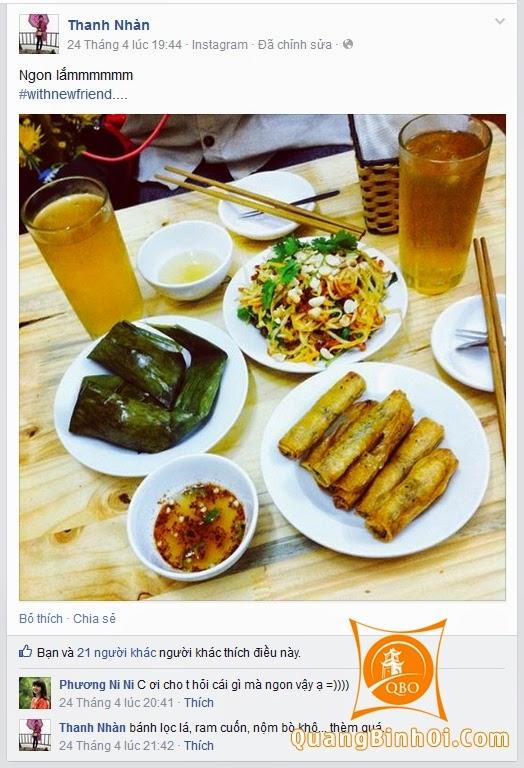 Ý kiến khách hàng về Quảng Bình Ơi 05