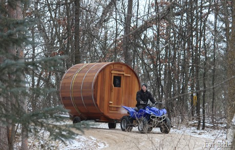 Sauna Delivery 1