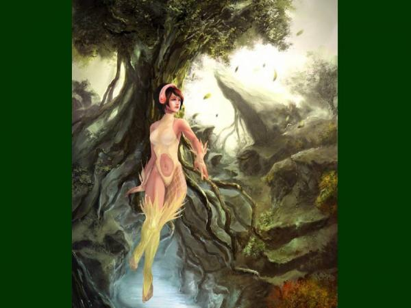Pleasant Fairy Baby, Fairies 4