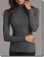Marks and Spencer Thermal Long Sleeved Top with Cashmere