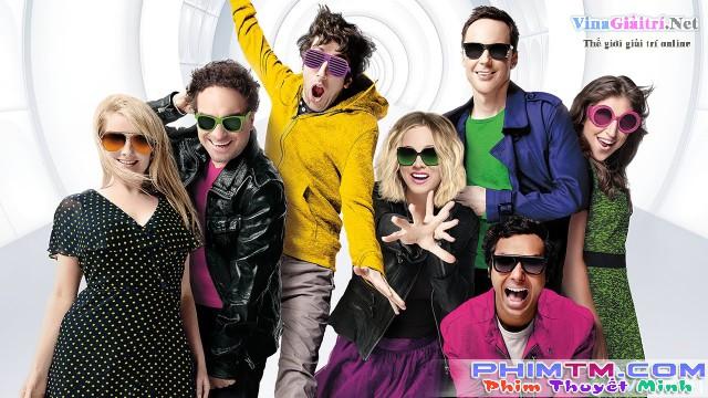 Xem Phim Vụ Nổ Lớn Phần 10 - The Big Bang Theory Season 10 - phimtm.com - Ảnh 1