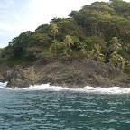 Rocas camino a Cabo Tiburón