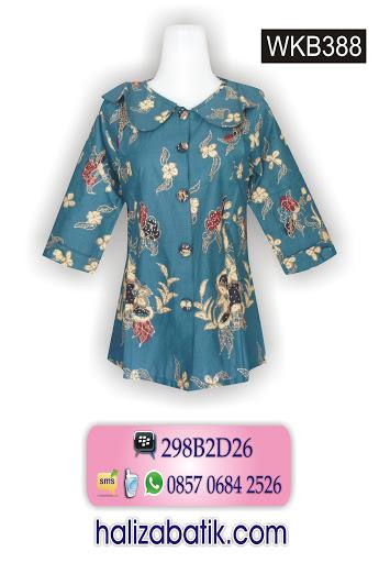 model baju batik, toko baju batik online, contoh baju batik