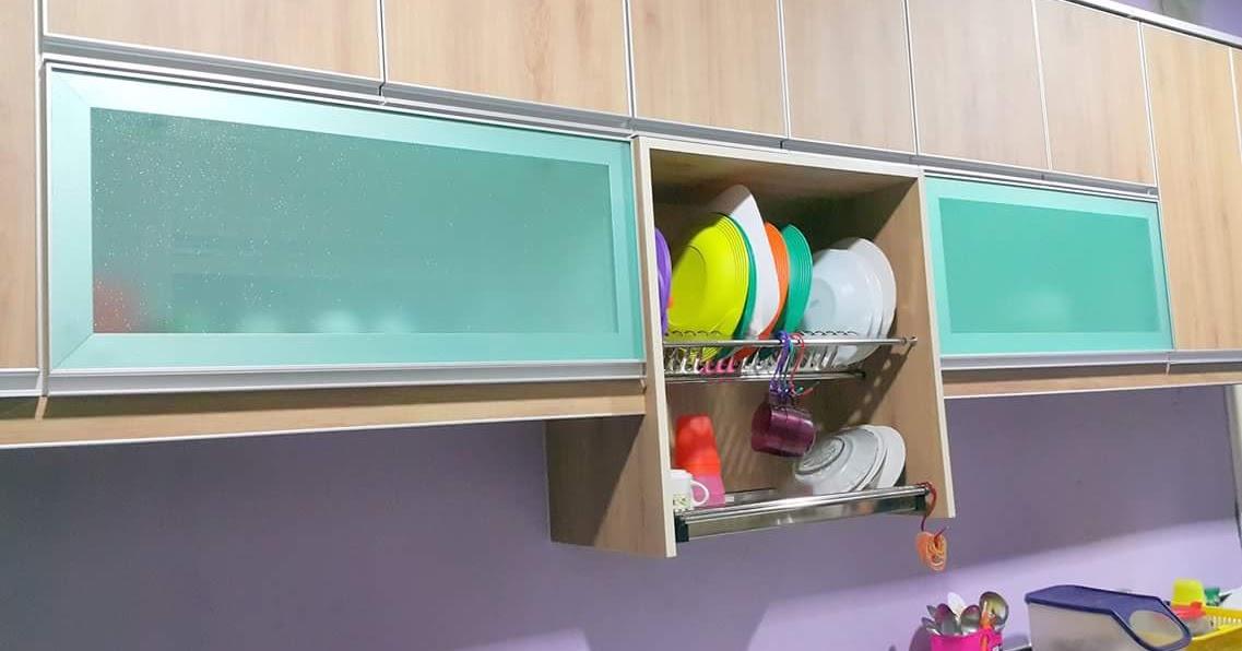 Industri Binaan Malaysia Harga Kabinet Dapur Milamin