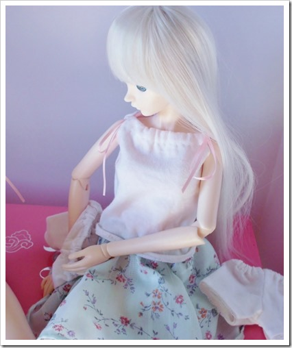 Of Bjd Fashion: Knit Shorts for Dolls