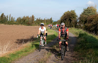 Kelvin leading his Essex Edgelands ride