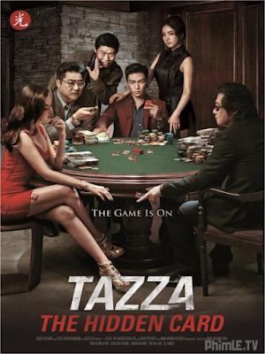 Phim Thần bài sát gái - Tazza: The Hidden Card (2014)
