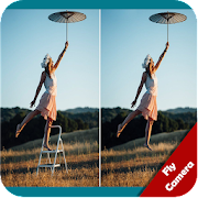 Fly Camera - Magic Levitation Effect Photo Editor