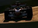 Felipe Massa (BRA) Ferrari F60 at Sunset