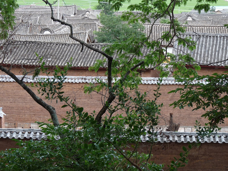 Chine . Yunnan.SHA XI 2 et retour à Lijiang - P1250152.JPG