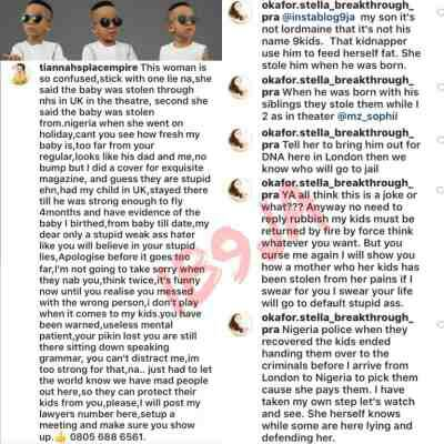 Toyin Lawani's Son Is My Son- Lady Claims