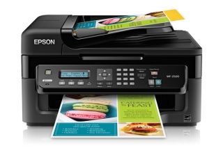 Drivers & Downloads Epson WorkForce WF-2520 printer for All Windows