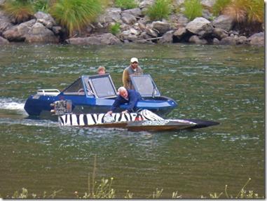 River Hydroplane Racing, Huntley Park near Gold Beach