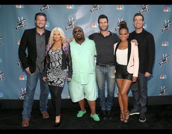 Christina Aguilera The Voice Season 3