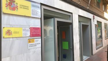 El centro de Vacunación Internacional está situado en la calle Hermanos Machado.