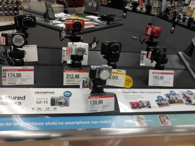 proper cameras