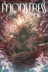 Actualización 20/12/2018: Agregamos Monstress #16, como siempre traducido por Zur y maquetado por Arsenio Lupín en alianza entre Thunderbolts Corp, How To Arsenio Lupín, Prix Cómics y La Mansión del C.R.G.