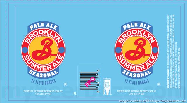Brooklyn Summer Ale 2018 12oz Cans