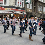 Linedance Flash Mob Budapest 120323