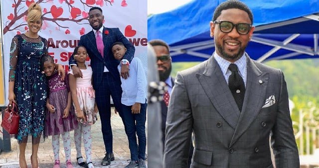 How our kids found our their mother was raped by a pastor – Timi Dakolo