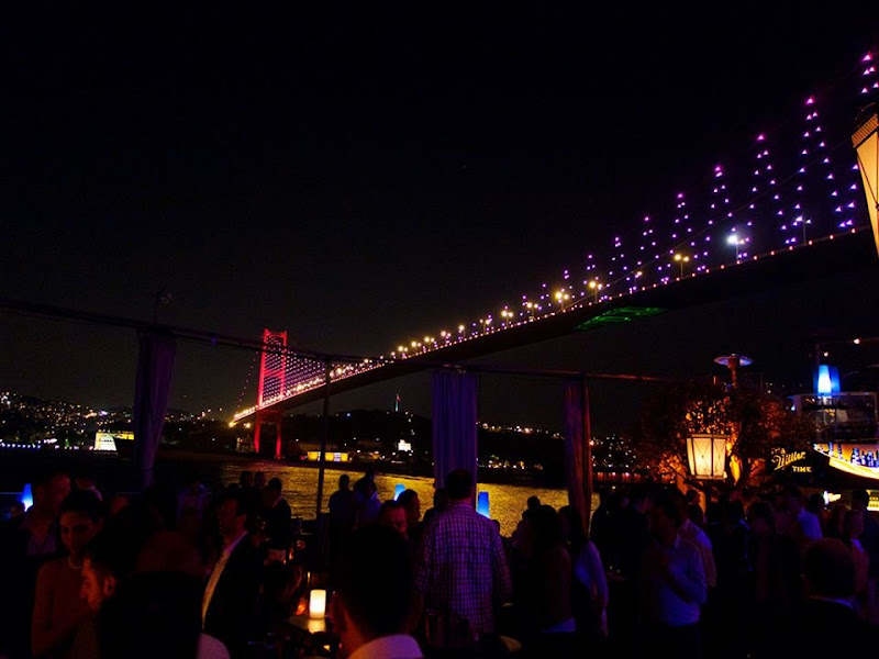 Istanbul Turkey party location