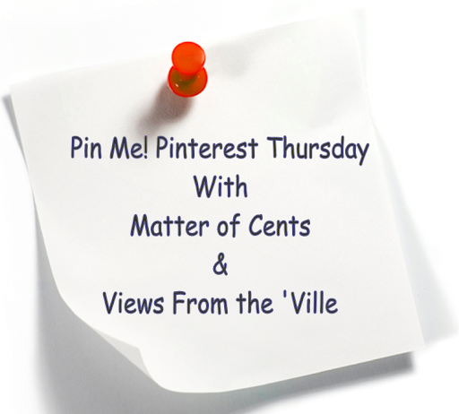 Pin Me! Pinterest Thursdays