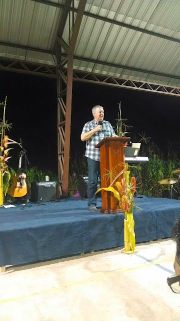 """Regional DIrector for Latin America and the Caribbean, David Ellis asks: """"Are we prepared to pay the price of reaching the unreached, come what may?"""""""