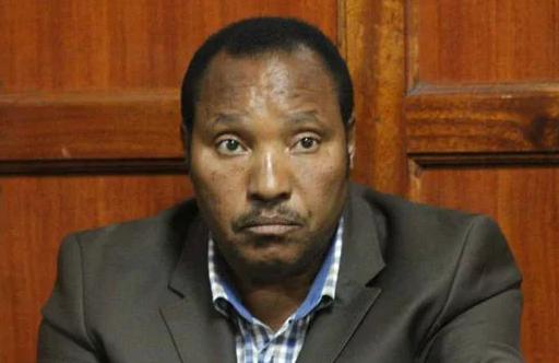 Ferdinand Waititu impeached