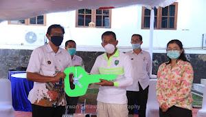 Desa Rawalele Salah Satu Dari 31 Desa Peringkat Terbaik Dalam Program Pengelolaan Sampah